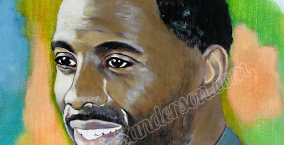 Idris Elba ^ Nelson Mandela Actor