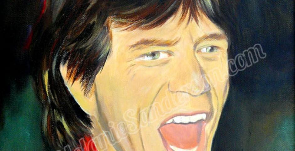 Mick Jagger ^ Stones Front Man