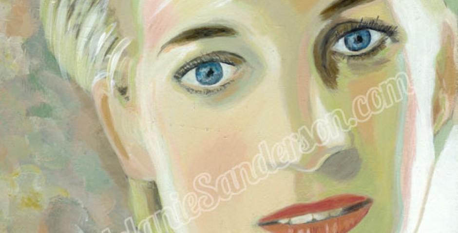Enigmatic Diana
