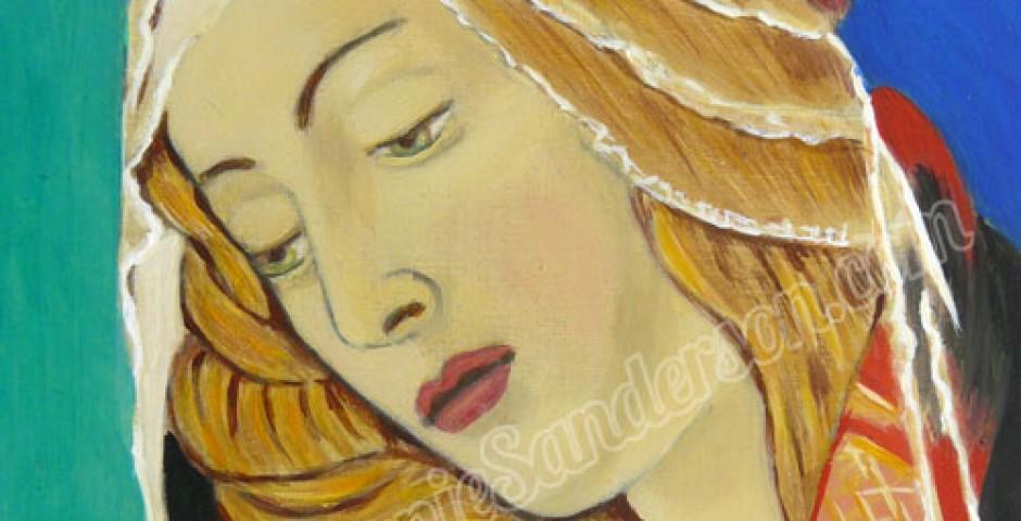 Madonna ^ After Botticelli