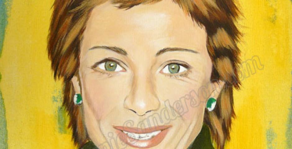 Lauren Holly ^ 'Shepard'